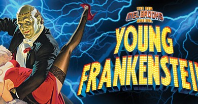 Win: Tickets to Young Frankenstein