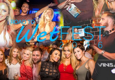 Road to WetFEST 2016 Cruise Dual Venue Event!